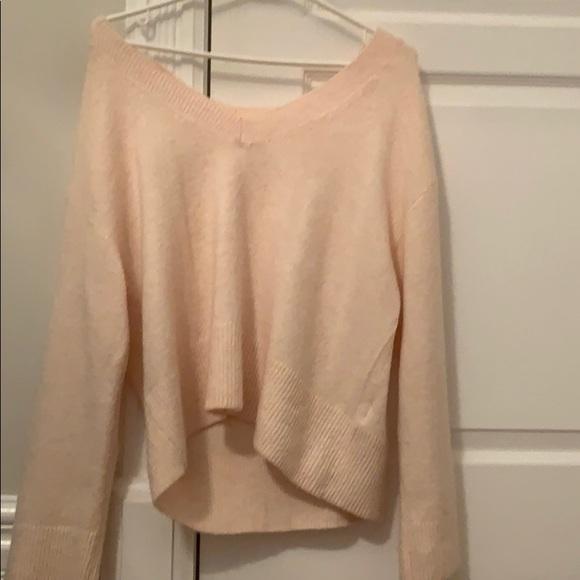 Pink Knit sweater - H&M